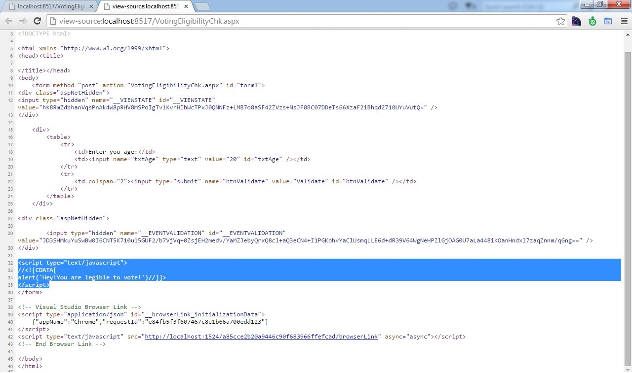Call Javascript Function from Code Behind in Asp.net C#